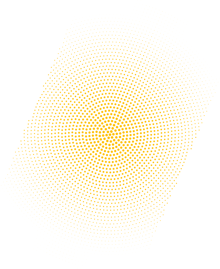 Yellow dot spiral