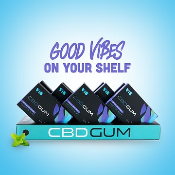Product Review: VIB CBD Gum